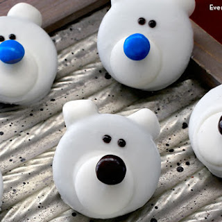 Polar Bear Cookies.
