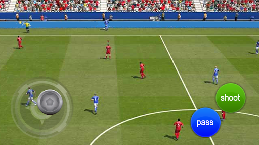 Soccer 2018 - Dream League Mobile Football 2018 1.0 screenshots 2