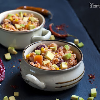Moroccan Couscous with Vegetables Recipe