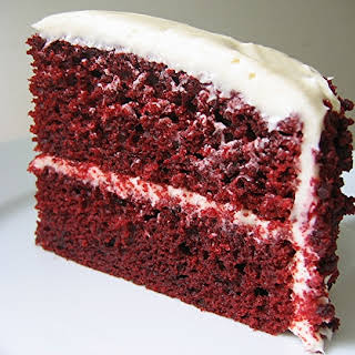 Weight Watchers Red Velvet Cake.