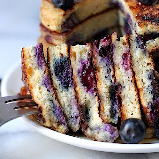 The Blueberry Pancakes Of Your Dreams.