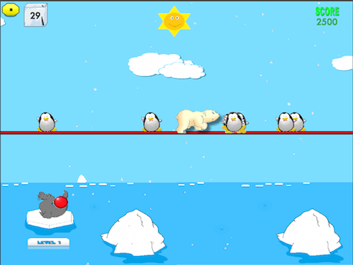 Penguin Swarm HD