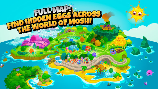 Moshi Monsters Egg Hunt  screenshots EasyGameCheats.pro 4