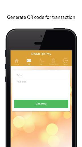 RWMI QR-Pay