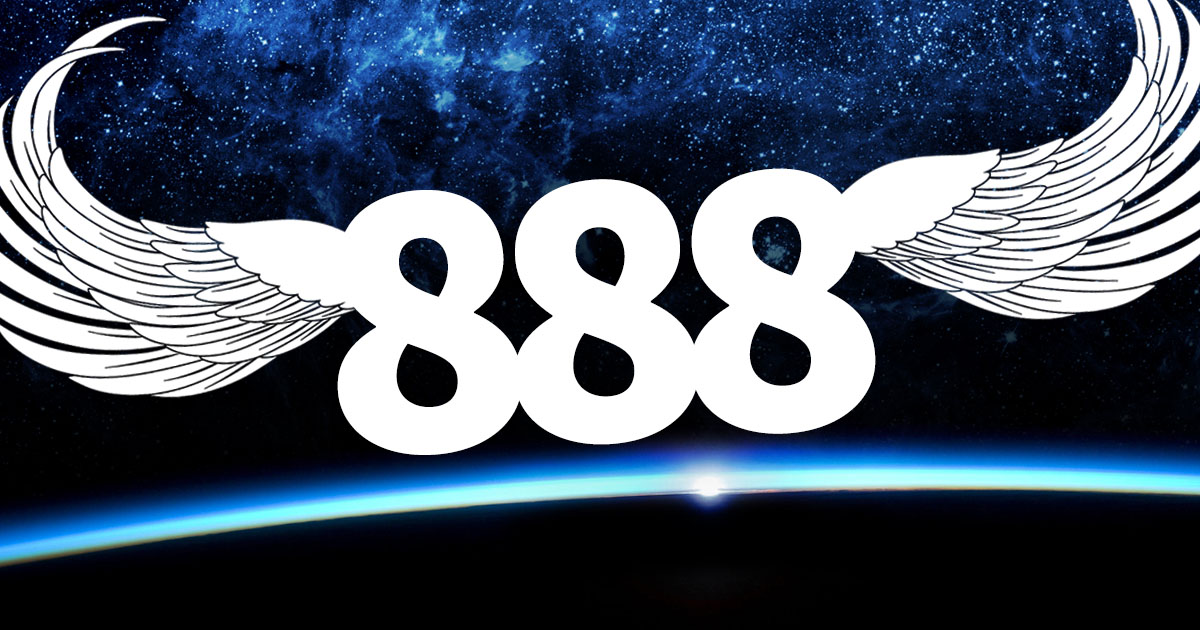 888 angel number (888 meaning)