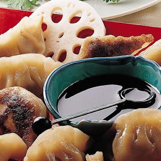 Panfried Pork Dumplings