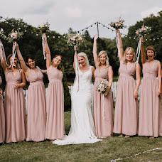 Wedding photographer Justyna Dura (justynadura). Photo of 23.08.2018