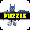 Slide Puzzle Lego Superheroes icon