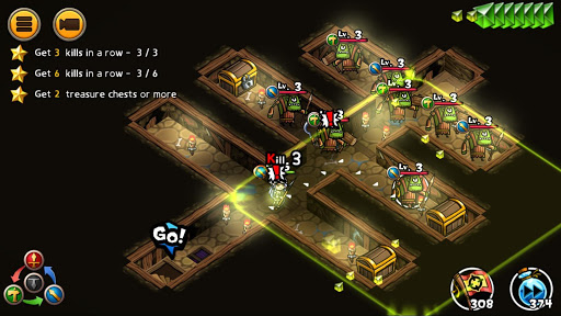 WhamBam Warriors VIP - Puzzle RPG 1.1.215 screenshots 12