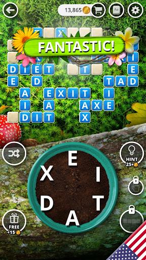 Garden of Words - Word game screenshot 5