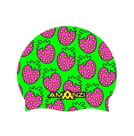 Very-Berry Swimcap