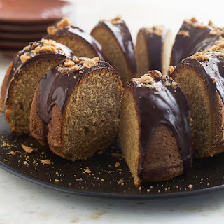 Brown Sugar Bundt Cake.