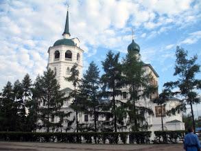 Photo: Спасская церковь в Иркутске