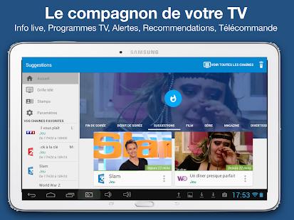 TiVipedia, la Télé Augmentée - screenshot thumbnail
