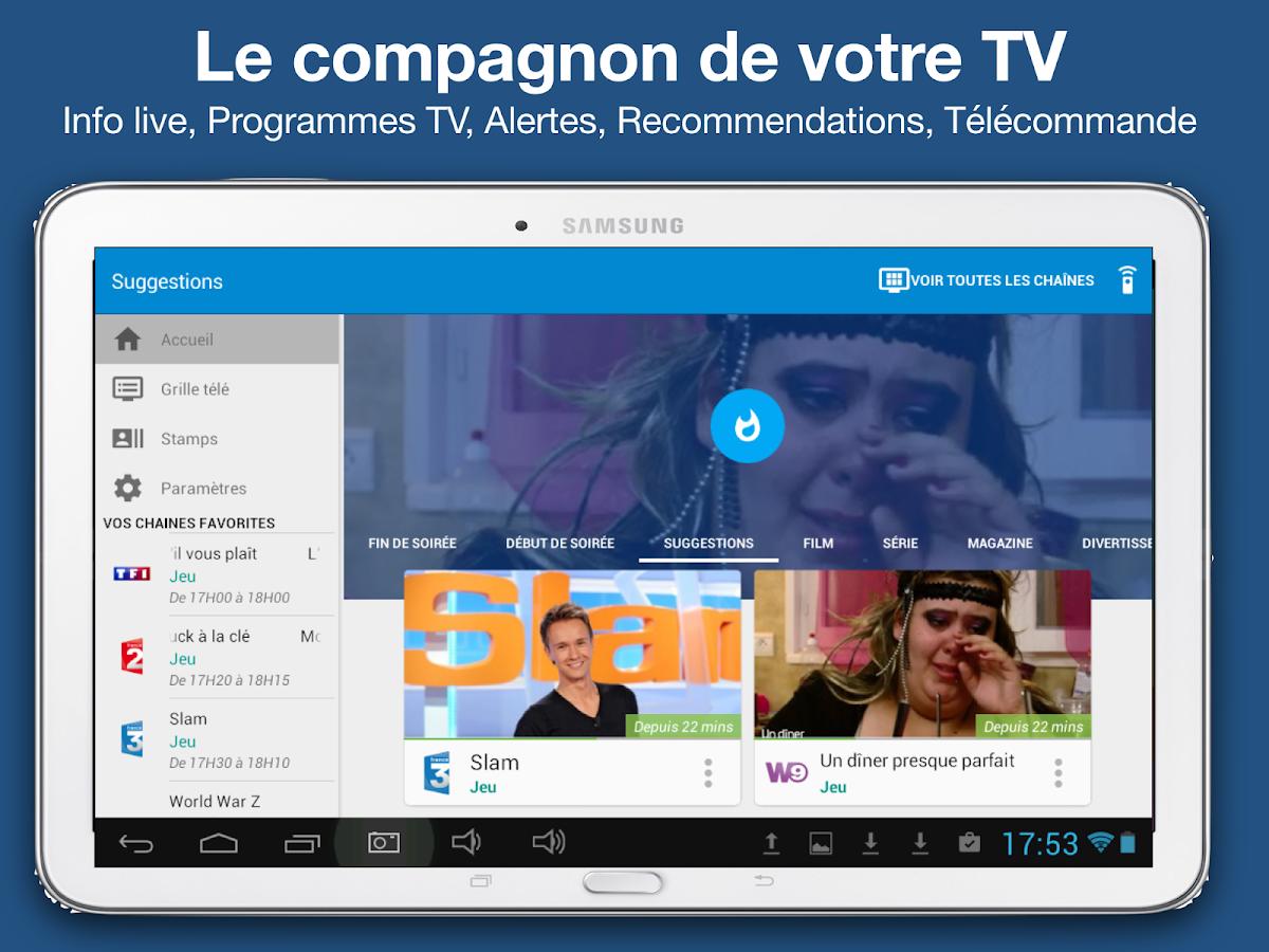 TiVipedia, la Télé Augmentée - screenshot