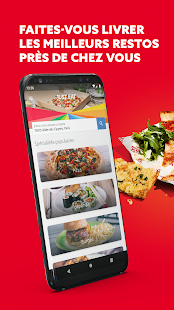 Download Just Eat France - Livraison de Repas à Domicile For PC Windows and Mac apk screenshot 2