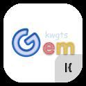 GeM Kwgt icon