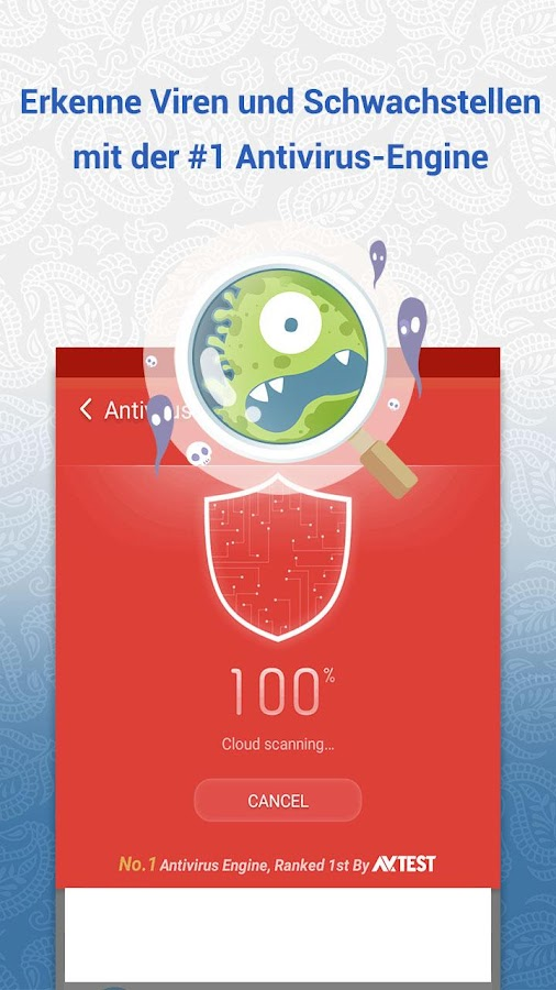 Clean Master (Boost & AppLock) – Screenshot