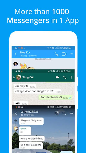 Download Fast Messenger - All in One Messenger apps Google