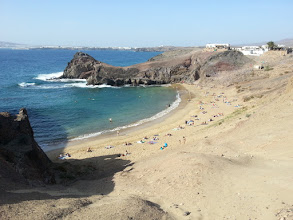 Photo: papagayo beach