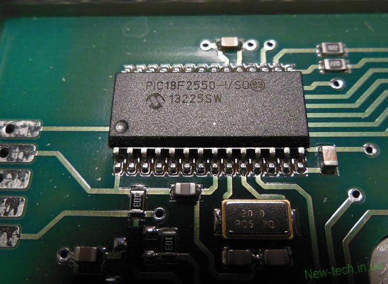 программатор Vizit-DM15 (что внутри)
