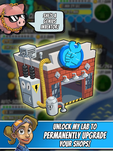 Tap Empire: Idle Tycoon Tapper & Business Sim Game screenshots 12