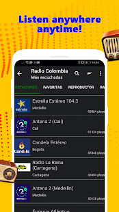 Radio Colombia: Emisoras en Vivo Gratis for PC-Windows 7,8,10 and Mac apk screenshot 3