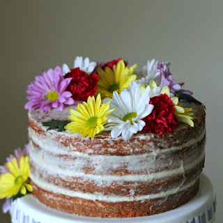 Easy DIY Naked Cake