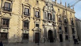 Sede del Tribunal Superior de Justicia de Andalucía.