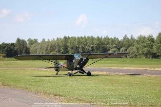 Photo: Overboelare Geraardsbergen 8th Tailwheel Meet 2013 08 04  Piper PA-18-150 Super Cub OO-MNM