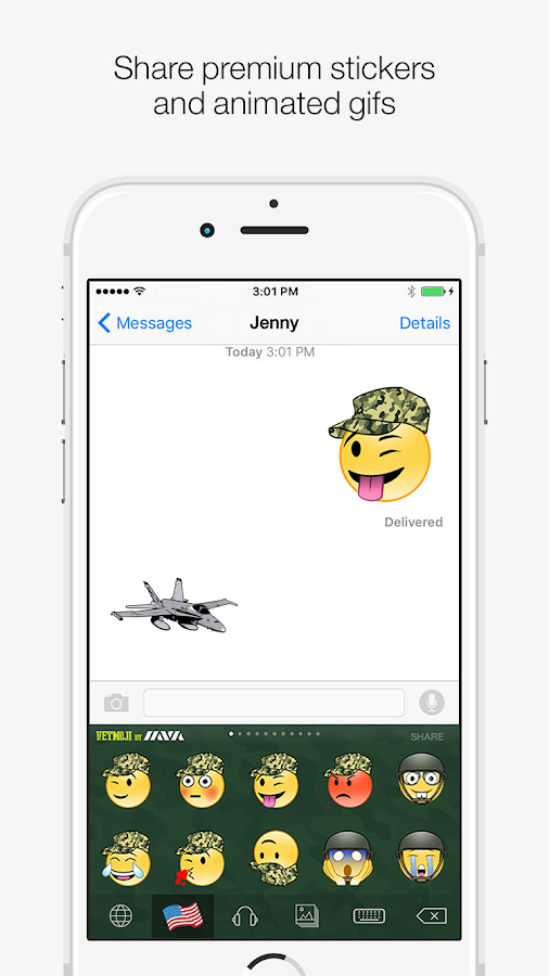 Vetmoji- screenshot