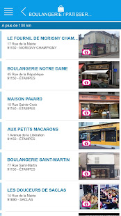 Download Les vitrines de l'Étampois Sud-Essonne For PC Windows and Mac apk screenshot 4