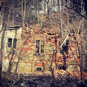 Old house by Oliver Bucek - Buildings & Architecture Decaying & Abandoned