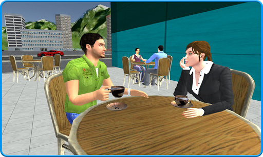Blind Date Simulator Game 3D android2mod screenshots 3