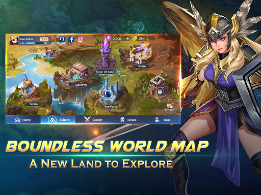 Mobile Legends: Adventure screenshots 17