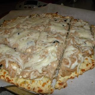Low-Carb Flatbread & Pizza Crust.