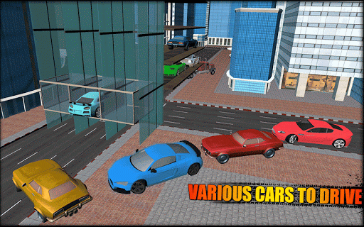Multi Storey Car Transporter screenshot 23