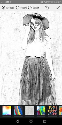 Pencil Photo Sketch-Sketching Drawing Photo Editor 1.4.4 screenshots 7