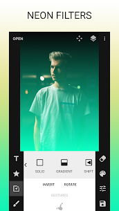 Neon – Photo Effects 3.11.1 MOD for Android 3