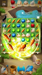Farm Paradise Legend v1.0.1 Mod Money + Lives