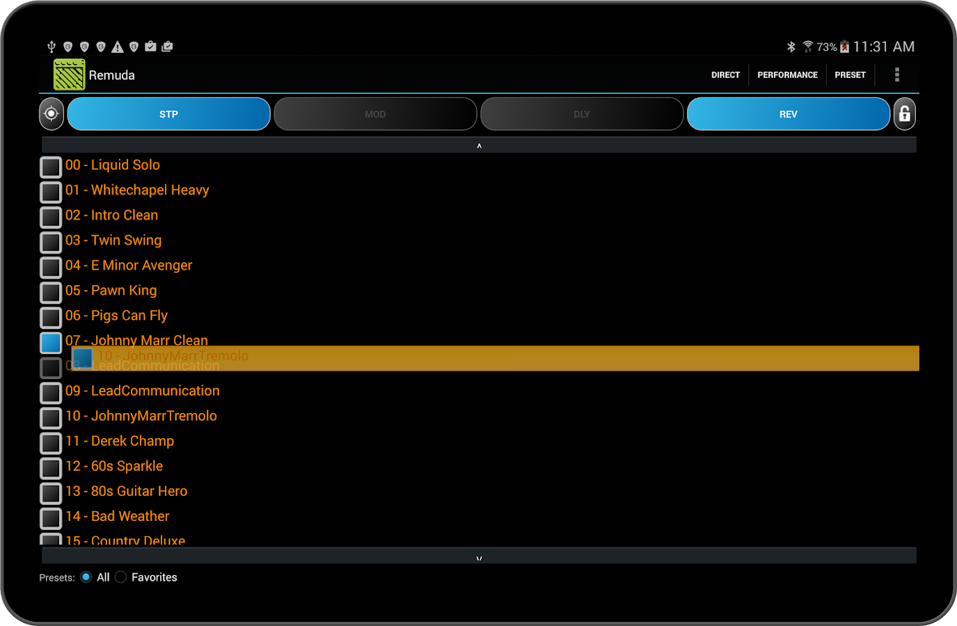 remuda - usb guitar amplifier control app - android apps on google