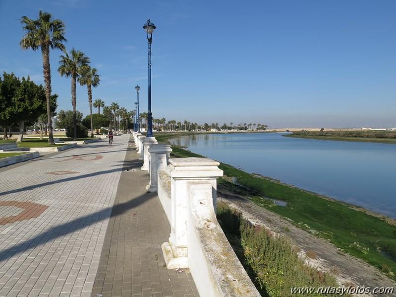 Cortadura (Cadiz) - San Fernando - Tres Caminos