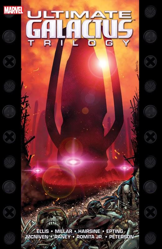 Ultimate Galactus Trilogy (2009)