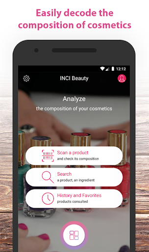 INCI Beauty screenshot 1