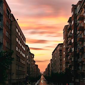 by Yılmz Doğn - City,  Street & Park  Vistas