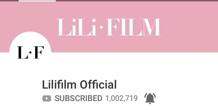 lili 1 million