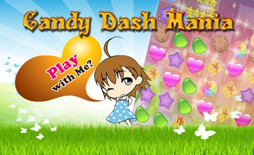 CANDY Sweet Dasher Mania