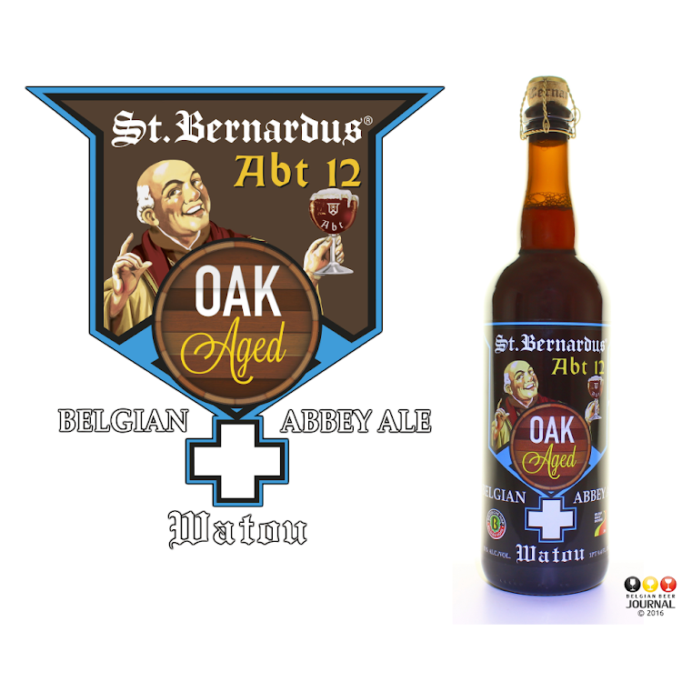 Logo of St. Bernardus Oak Aged Abt 12