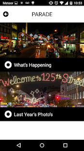 Harlem Happenings- screenshot thumbnail