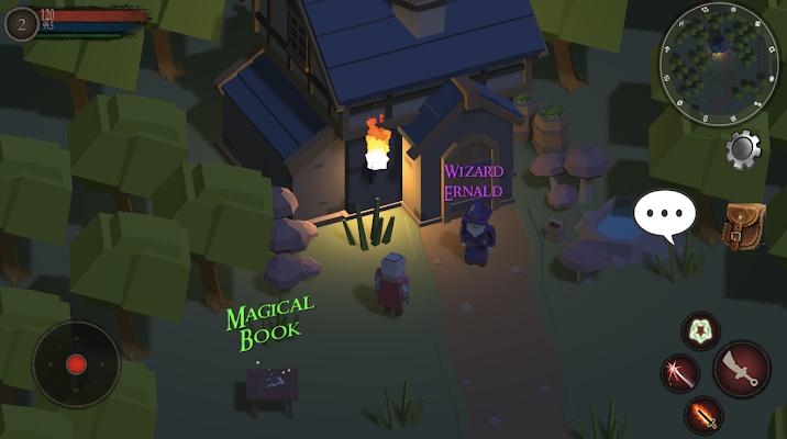 Knight Life: Medieval Fantasy Screenshot Image
